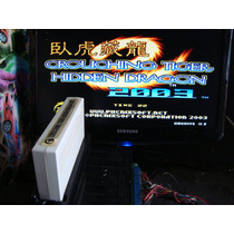 Crouching Tiger Hiden Dragon 2003 Video Juego Arcade Neo Geo