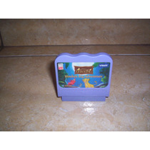 Disney The Lion King Vtech Vsmile V.smile El Rey Leon +++