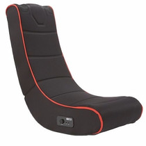 Sillon Para Video Juegos Black Serie Gaming Con Sonido.