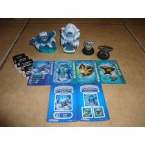 Skylanders Empire Of Ice Adventure Pack Spyros Adventures ++