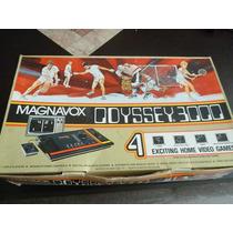 Magnavox Odissey 3000. En Caja