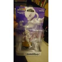 Figura Amiibo Mewtwo Sellada Europea Entrega Inmediata