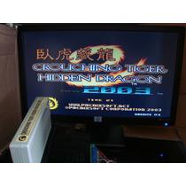 Crouching Tiger Hiden Dragon 2003 Video Juego Arcade Neo Geo
