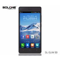 Solone Slim 50 Quad Core 1gb Ram Libre Cámara 13 Mpxls