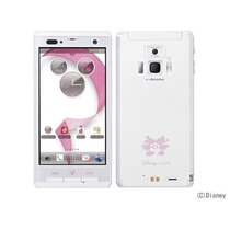 Docomo Fujitsu Disney F08d Android 3g Gsm Smartphone F-08d