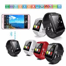 Smart Watch U8 Iphone Y Android Reloj Inteligente Envió Grat