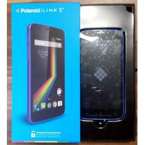 Telefono Polaroid Link A5bk 5 Desbloqueado 4g Lte Dual Sim