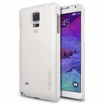 Funda Para Celular Spigen® [thin Fit] Galaxy Note De Ajuste