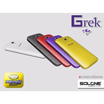 Celular Barato Solone Grek 4.0 Kitkat Dual Core 5mp Android