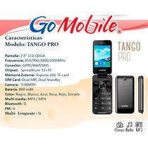 Celular Go Mobile Tango Pro Doble Sim Radio Fm, Rep. Mp3/mp4