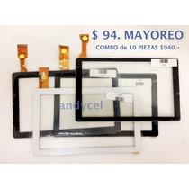 Andycel Mayoreo Touch Para Tabletas Chinas Q8 $94.-
