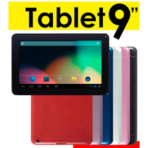 Tablet 9 Pulgadas 8gb Doble Camara Android Hdmi