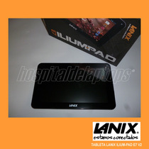 Tablet Tableta Lanix Ilium-pad E7 V2 Android 4.2 8gb 7 Pulg
