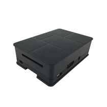 Raspcasec0323 Raspberry Pi 2 Abs Case C0323 Color Negro O Bl