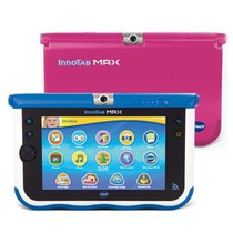 Tablet Innotab Max, Educativa, Wifi, 8gb Exp, Juegos,camara.