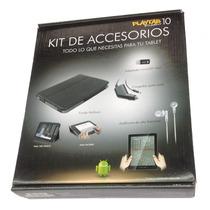 Funda Y Kit De Accesorios Original Playtab I Tab Protab