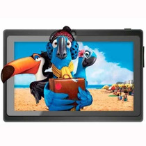 Tablet 7 Celular Android 4.4 2camaras Dual Core Wif Oficce