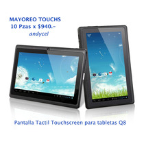 Mayoreo Touch Q8 Compra 2 Y Te Enviamos 3