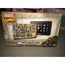 Tablet 7 Mobo 8gb Marvel Comics