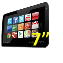 Tablet 7.0 Android 4.4 1gb 8gb Exp64gb Multitouch Capacitiva