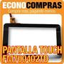 Touch Tablet China 7 Universal Flex Fm700402td 100% Nuevo!!