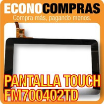 Touch Tablet China 7 Universal Flex Fm700402td 100% Nuevo!!