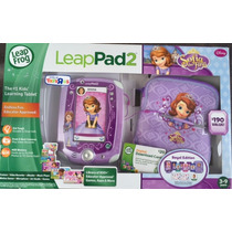 Tableta Leapfrog Leappad2 Sofia The First Royal Bundle¿
