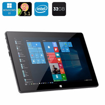 Tablet Pc Windows 10+android 5.1- 2gb Ram,32gb 10.1 -intel
