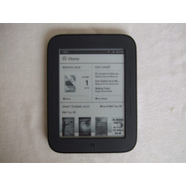 Nook Tableta Barnes&noble Bnrv300 2gb Touch Wi-fi Negra