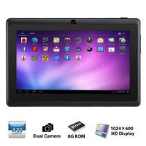 Tablet Alldaymall 7 Pulgadas Quad Core, Android Camara Hd