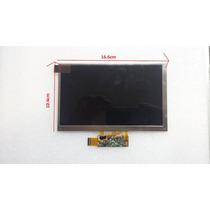 Display Pantalla Lcd Tablet Lenovo 7 Pulg A1000 A3000