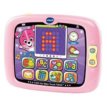 Vtech Light-up Baby Touch Tablet Rosa