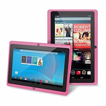 Tablet Chromo Inc® 7 Google Android 4.4 Camara 1024x600 Rosa