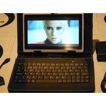 Tablet Android Doble Camara Economica Nuevecita+$150regalos
