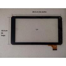 Touch 7 Pulgadas Para Tablet Aoc,ekt Elektra,