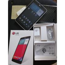 Tablet Android Lg G Pad 7 Pulgadas - Como Nueva, Completa!