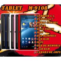 Tablet Economica De 7 Pulgadas Wifi Bluet Tooth Camara