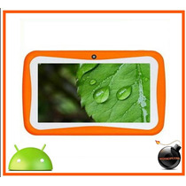 Tablet Pc Niños 4gb Android 4.1 A13 Wifi Doble Camara Juegos