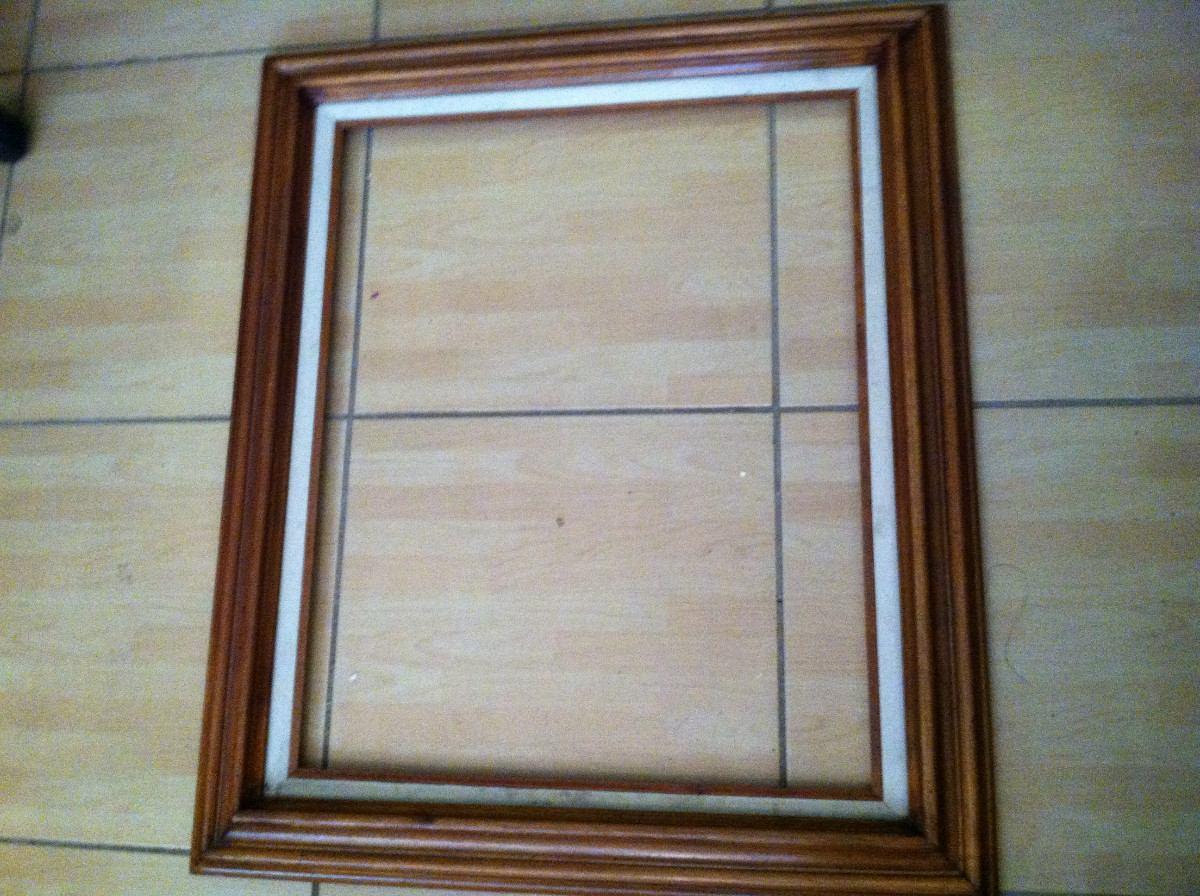 cuadros de madera para fotos imagui