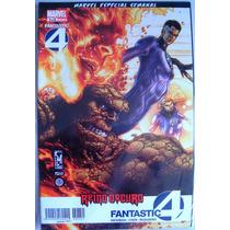 Los Cuatro Fantasticos Reino 1 Marvel Comics Edit Televisa