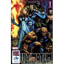 Pack Comics: Marvel Ultimatum, Spawn, Punisher (digital Esp)