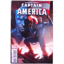 Capitan America # 33 / Marvel Comics / Ed. Televisa