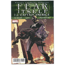 Fear Itself 7.1:capitan America - Editorial Televisa