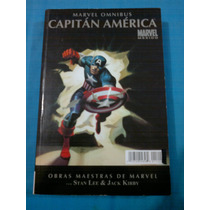 Marvel Omnibus Televisa Capitan America,muerte, Fallen Son