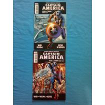 Capitan America Fuera De Tiempo ,edit. Televisa Completa