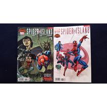 Secret Wars Spider Island #1, Civil War, Marvel Comics
