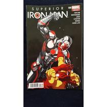 Superior Iron Man #8, Secret Wars, Marvel Comics