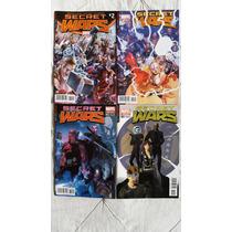 Marvel Comics, Secret Wars 2, Amazing Spiderman, Thor #3