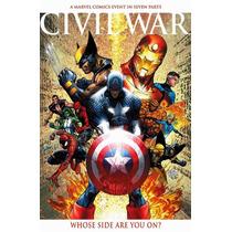 Comic Digital Civil War 102 Tomos Desde El Comienzo