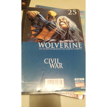 Comic De Coleccion Marvel Wolverine No. 25 Edit. Televisa